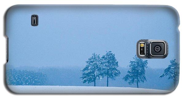 Carolina Snow Galaxy S5 Case by Beverly Stapleton