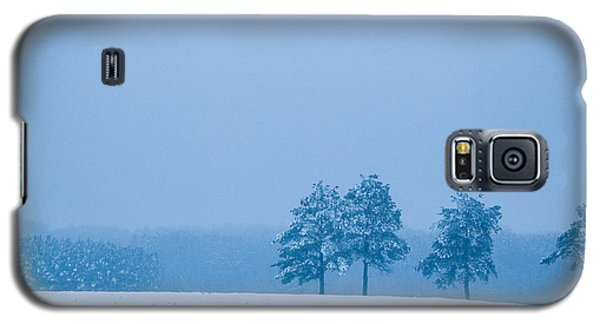 Carolina Snow Galaxy S5 Case