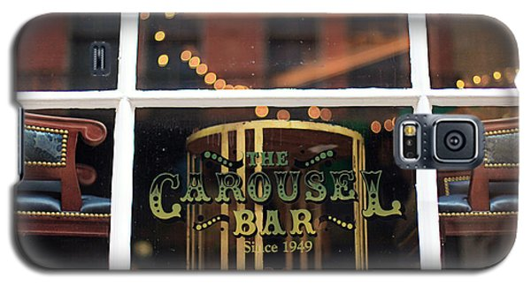 Carousel Bar Galaxy S5 Case