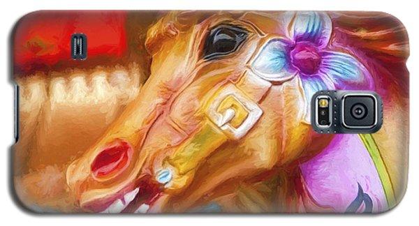 Carousel Horse. Galaxy S5 Case
