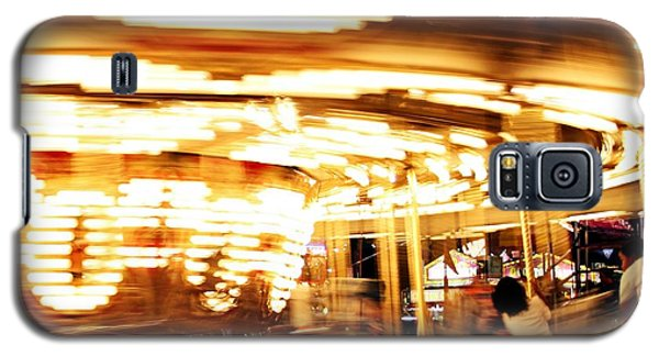Carousel In Motion Galaxy S5 Case