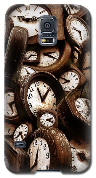 Carpe Diem - Time For Everyone Galaxy S5 Case