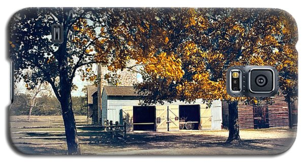 Carriage House At Batsto Village Galaxy S5 Case