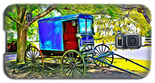 Amish Carriage Galaxy S5 Case