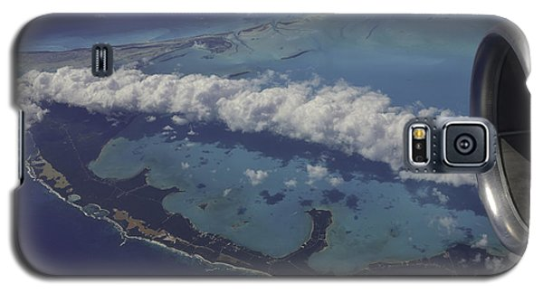 Carribbean Aerial 2 Galaxy S5 Case