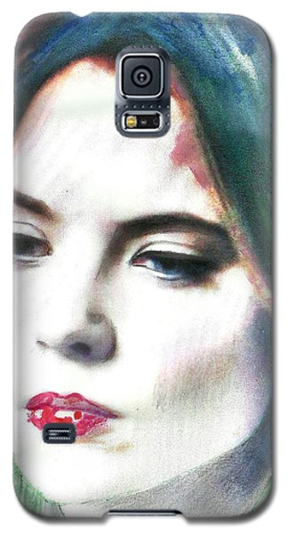 Carrie Stages Galaxy S5 Case