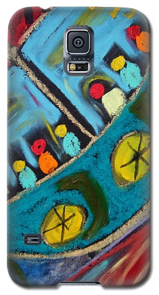 Carried Galaxy S5 Case by Clarity Artists