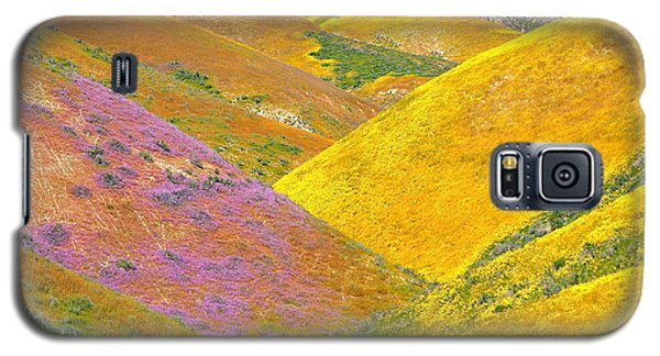 Carrizo Wildflowers Galaxy S5 Case