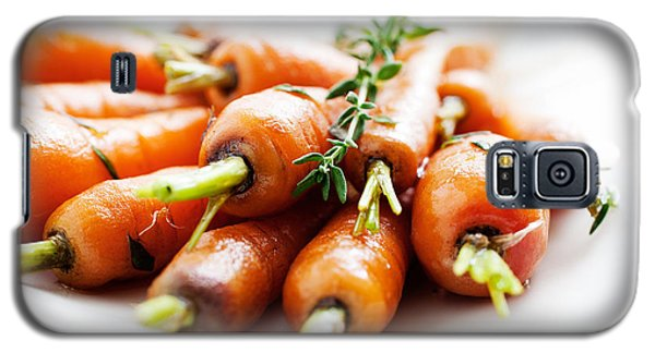 Carrots Galaxy S5 Case by Kati Molin