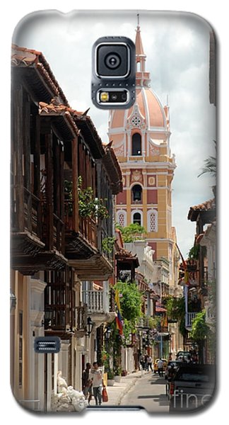 Cartagena Galaxy S5 Case by Jola Martysz