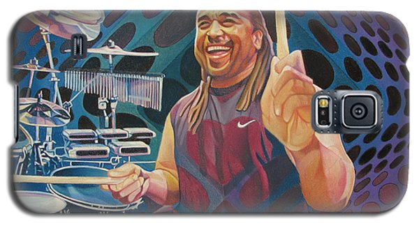 Carter Beauford Pop-op Series Galaxy S5 Case by Joshua Morton