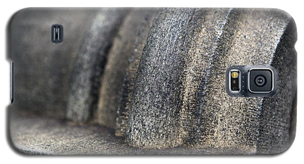 Galaxy S5 Case featuring the photograph Carving Stone by Dorin Adrian Berbier