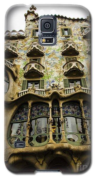 Casa Batllo Exterior Galaxy S5 Case by Deborah Smolinske