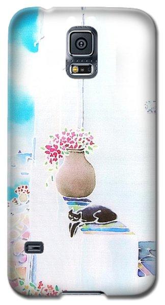 Casa Blanca Galaxy S5 Case