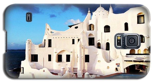 Casa Pueblo Al Mar Galaxy S5 Case by Valerie Rosen