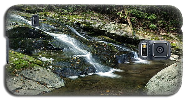 Galaxy S5 Case featuring the photograph Cascade 2 by David Lester