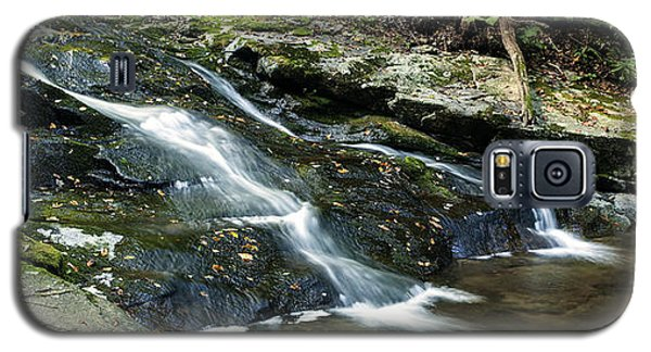 Galaxy S5 Case featuring the photograph Cascade 3 by David Lester
