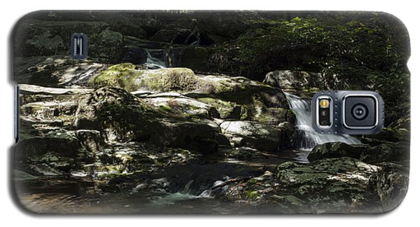 Galaxy S5 Case featuring the photograph Cascade 4 by David Lester