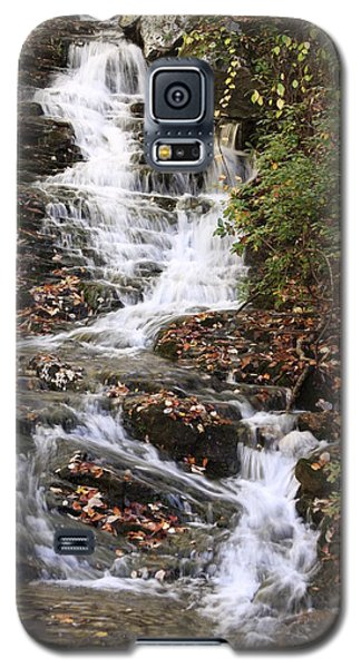 Galaxy S5 Case featuring the photograph Cascade At High Falls Creek Near Mount Cheaha Alabama by Mountains to the Sea Photo