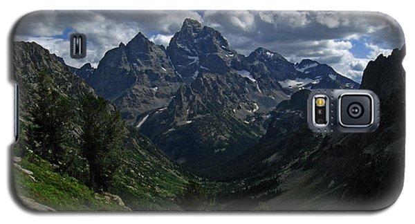 Cascade Canyon North Fork Galaxy S5 Case