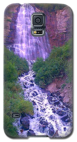 Cascade Galaxy S5 Case by Chris Tarpening