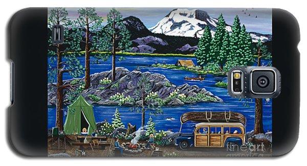Cascade Lake Sparks Galaxy S5 Case
