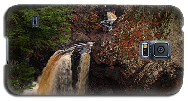 Cascade River Galaxy S5 Case by James Peterson