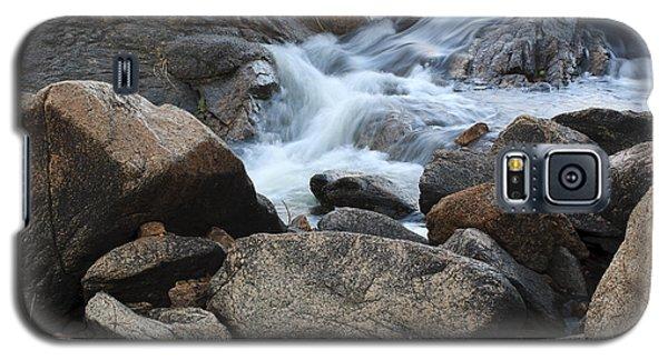 Cascades In Cache Creek Galaxy S5 Case