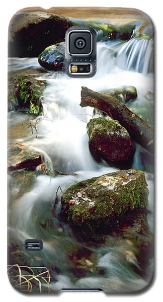 Cascades In Roman Nose State Park Galaxy S5 Case