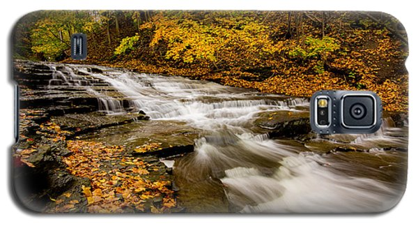 Cascadilla Gorge Trail Galaxy S5 Case