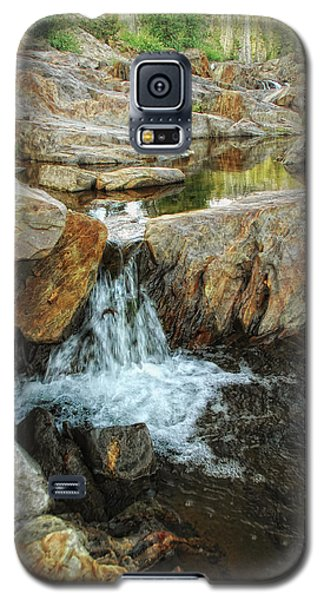 Cascading Downward Galaxy S5 Case by Donna Blackhall