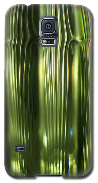 Cascading Green Galaxy S5 Case