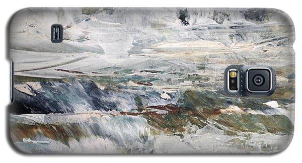 Cascading Water 2 Galaxy S5 Case by Nancy Kane Chapman