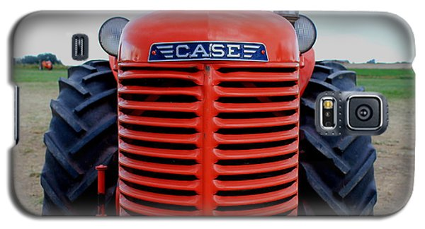 Case Tractor Grille Galaxy S5 Case