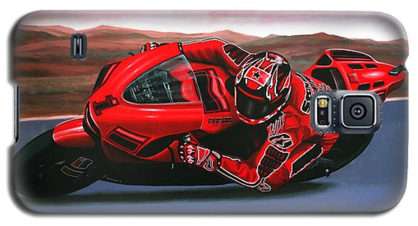 Casey Stoner On Ducati Galaxy S5 Case