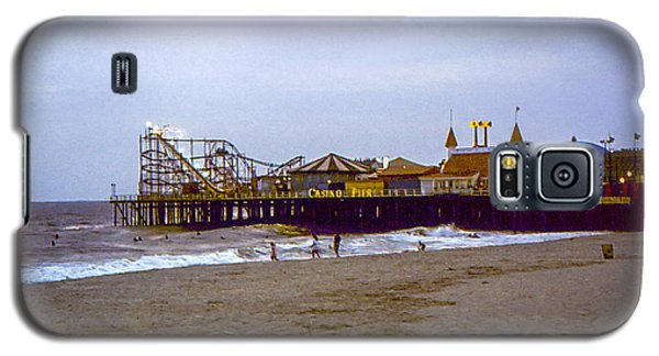 Casino Pier Boardwalk - Seaside Heights Nj Galaxy S5 Case