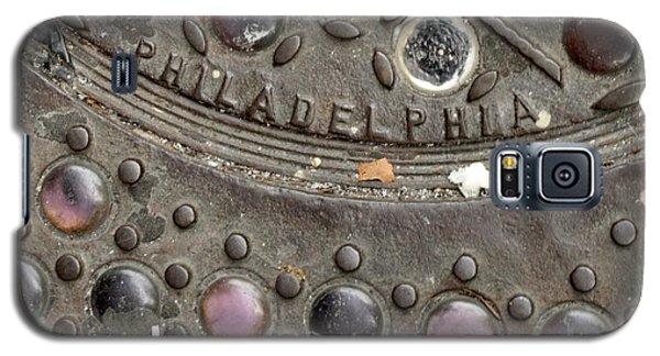 Cast Iron Philadelphia Galaxy S5 Case by Christopher Woods