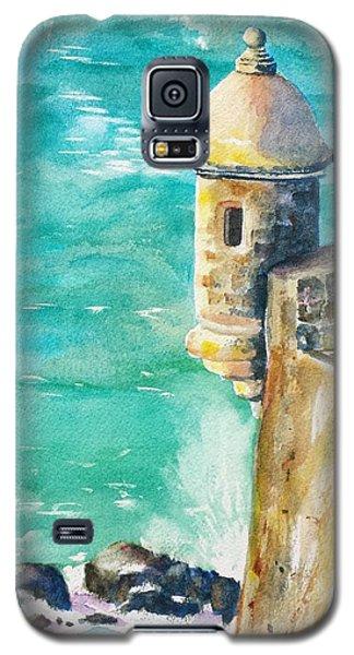 Castillo De San Cristobal Ocean Sentry  Galaxy S5 Case