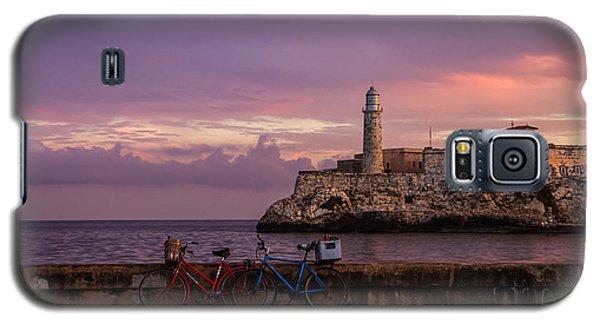 Castillo Del Morro Havana Galaxy S5 Case