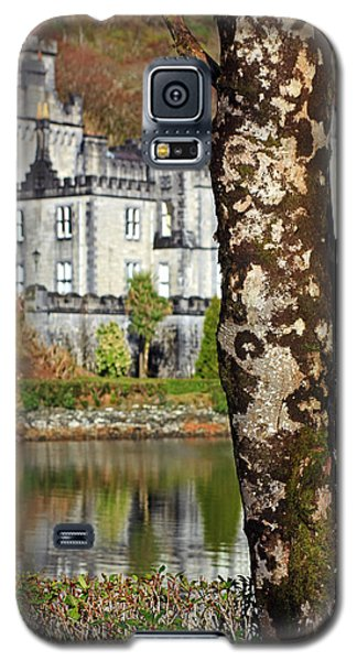 Castle Behind The Trees Galaxy S5 Case