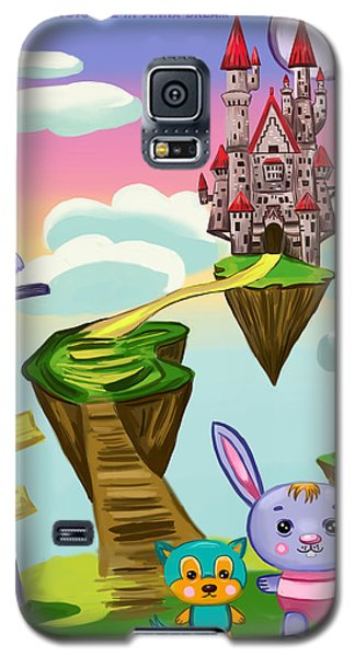 Castle Galaxy S5 Case by Bogdan Floridana Oana