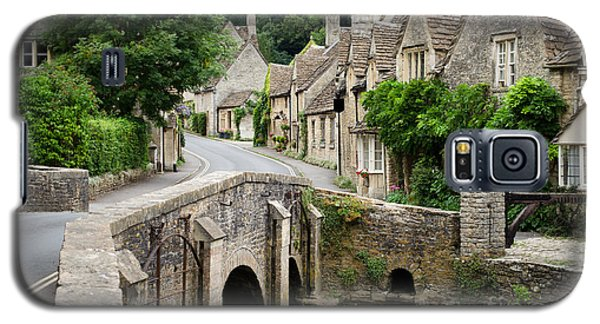 Castle Combe Cotswolds Village Galaxy S5 Case