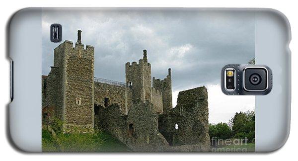 Castle Curtain Wall Galaxy S5 Case by Ann Horn