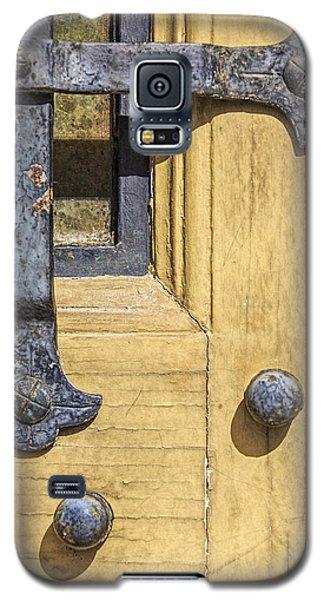 Castle Door IIi Galaxy S5 Case