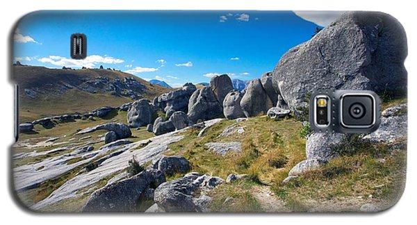 Castle Hill #4 Galaxy S5 Case by Stuart Litoff