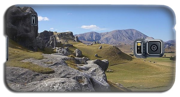 Castle Hill #6 Galaxy S5 Case by Stuart Litoff