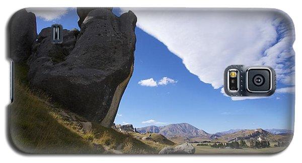 Castle Hill #7 Galaxy S5 Case by Stuart Litoff