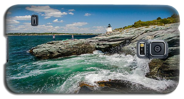 Castle Hill Lighthouse Galaxy S5 Case