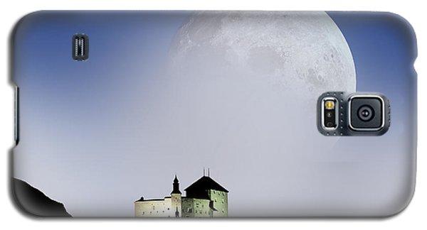 Castle In The Sky Galaxy S5 Case