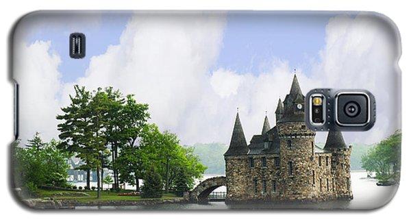 Castle In The St Lawrence Seaway Galaxy S5 Case